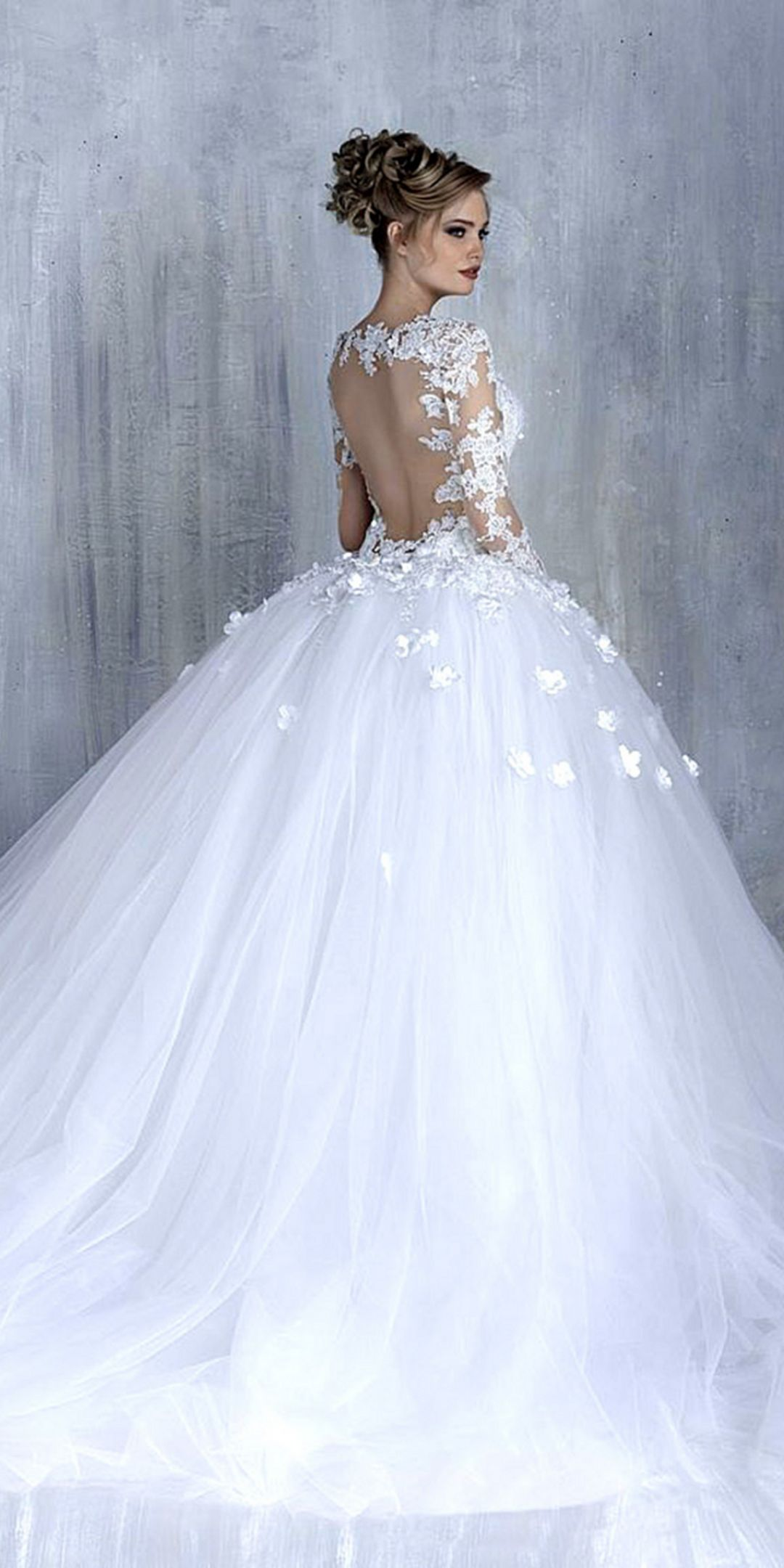 Design your own wedding dress near me   Most Beautiful White Wedding Dress Ball Gown Ideas For The