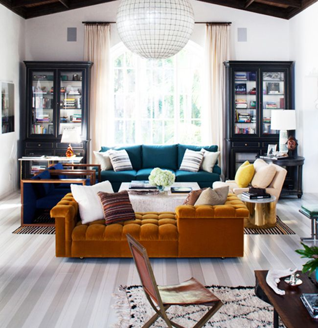 Chairish Finds Giveaway Living Rooms That Make You