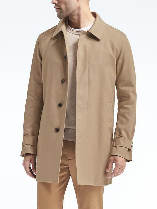 37eda1ce5 product photo   Refined   Mens mac jacket, Men's coats, jackets, Jackets