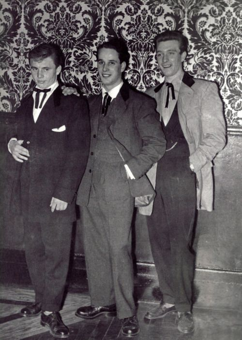 Teddy Boys, 1954