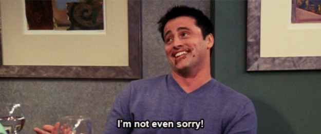 Joey Tribbiani Quotes About Life