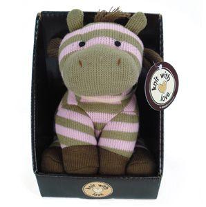 Animal Adventure Knit with Love - Giraffe $5.65