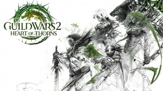 Guild Wars 2 Video Everything Important About The Heart Of Thorns Expansion Woodenpotatoes Guild Wars Guild Wars 2 Tiempo De Ocio