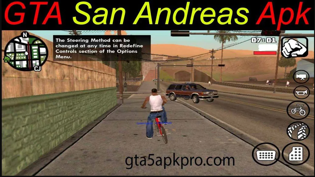 Gta San Andreas 2 00 Apk Full Mod Obb Data For Android San Andreas San Andreas Game San Andreas Gta