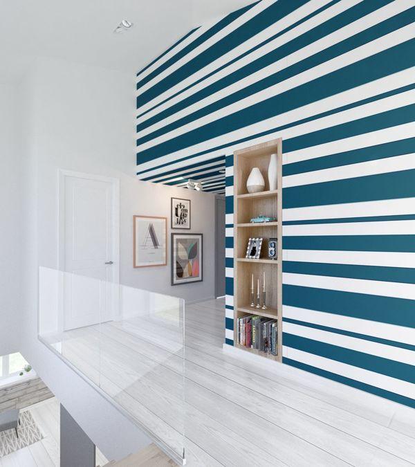 Decoraci n de interiores juveniles ideas de dise o para for Diseno de paredes para interiores