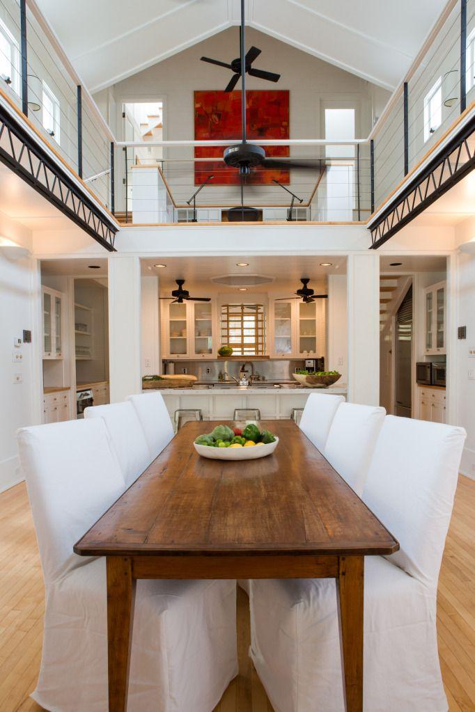 Interieur Design Landhausstil Modernes Haus Florida | Möbelideen