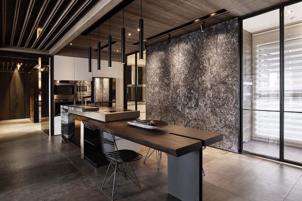 时间的皱褶 近境制作 官网 唐忠汉设计师 高端室内设计 会所设计 样板