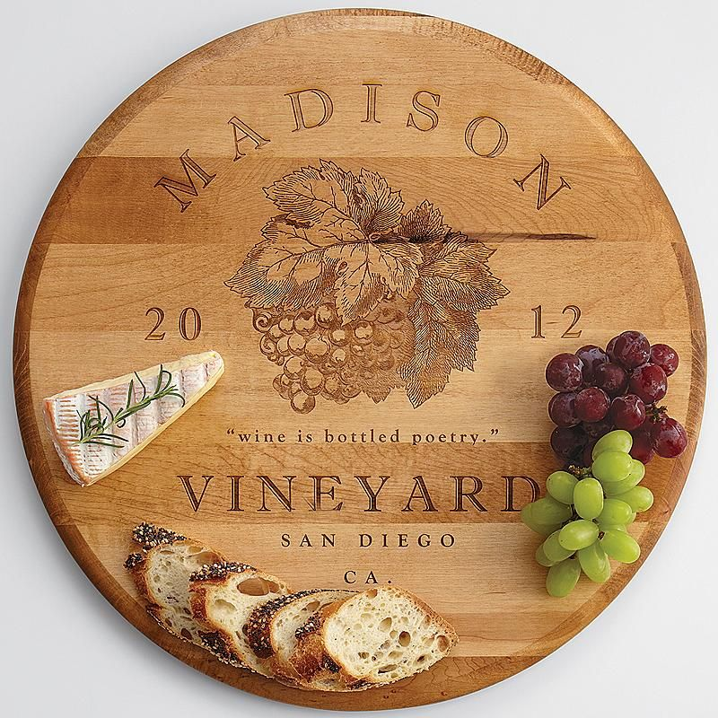 18 Personalized Lazy Susan Lazy And Wine