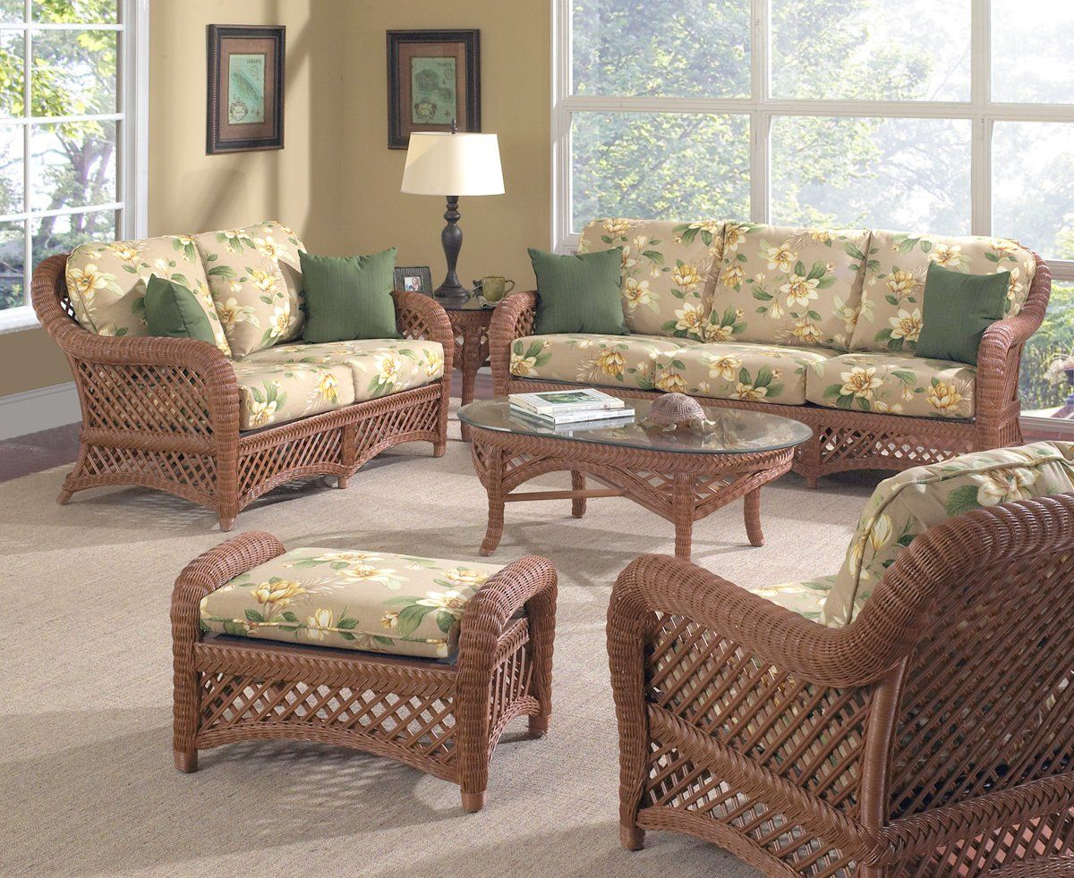 13 Smart Ideas How To Craft Wicker Living Room Sets With Images