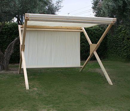 Pergola De 3 X 2 5 M Donana Leroy Merlin Pergolas De Madera Sombrillas Para Terrazas Stands Ferias