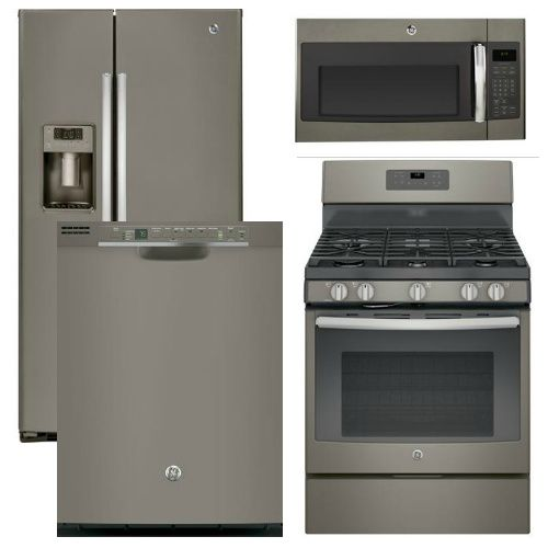 Package 37 - GE Appliance - 4 Piece Appliance Package - includes ...