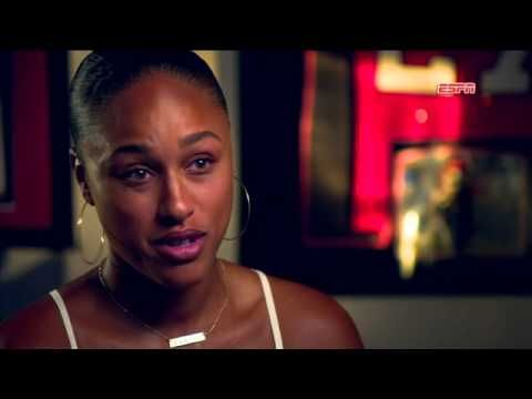 Janay Rice: 'I'm with Ray because I love him' Jemele Hill speaks with Janay Rice about how she feels when people call her husband, Ray Rice, a wife-beater, a...