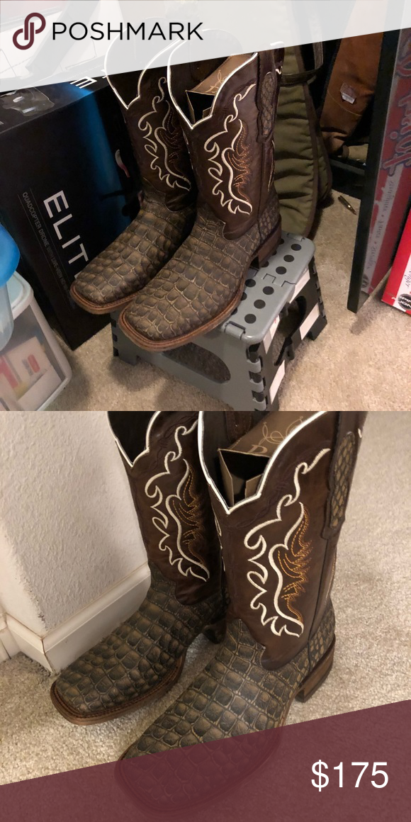 9b3798d7618 Reywelt brand new cowboy boots Bought the wrong size. Brand new ...