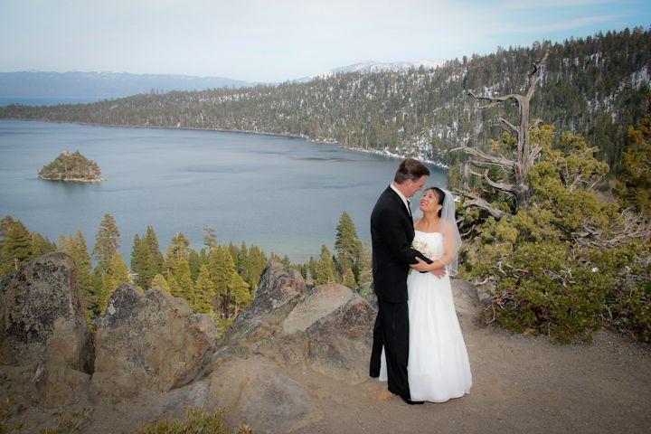 Emerald bay tahoe wedding lake tahoe weddings lake