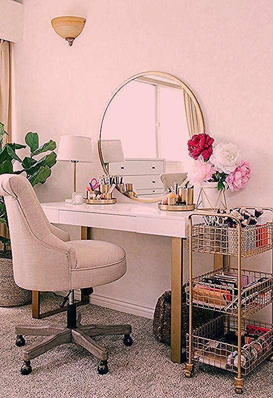 Photo of 20 Best Makeup Vanities & Cases for Stylish Bedroom #bedroomvanity – Home Decoraiton