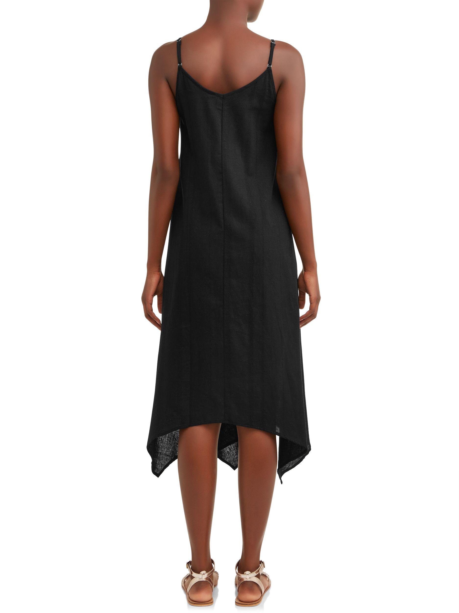 Time And Tru Time And Tru Women S Woven Midi Dress Walmart Com Midi Dress Woman Weaving Dresses [ 2500 x 1875 Pixel ]