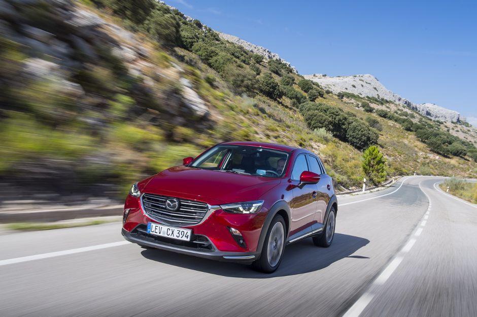 Mazda CX3 1.8 SkyactivD 115 ch (2018) Mazda