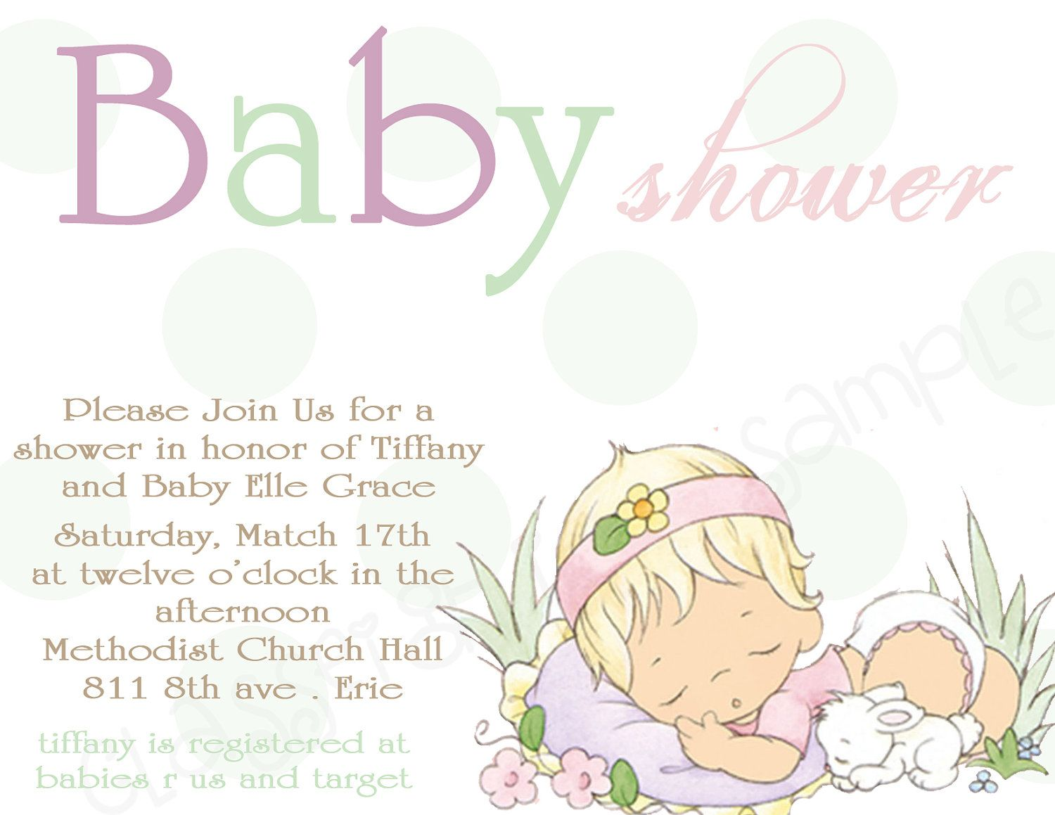 precious moments baby shower | ... Baby Shower Precious Moments ...