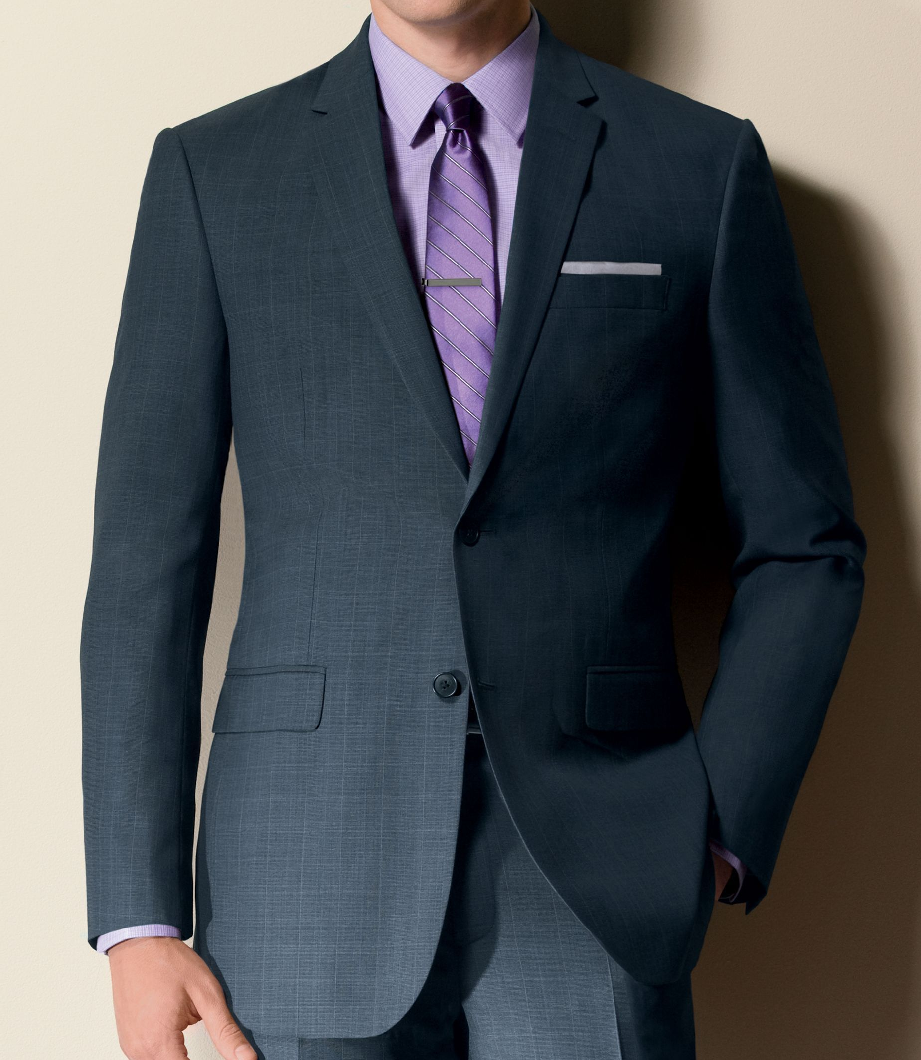 Check this out! Joseph Slim Fit 2-Button Suits with Plain Front ...