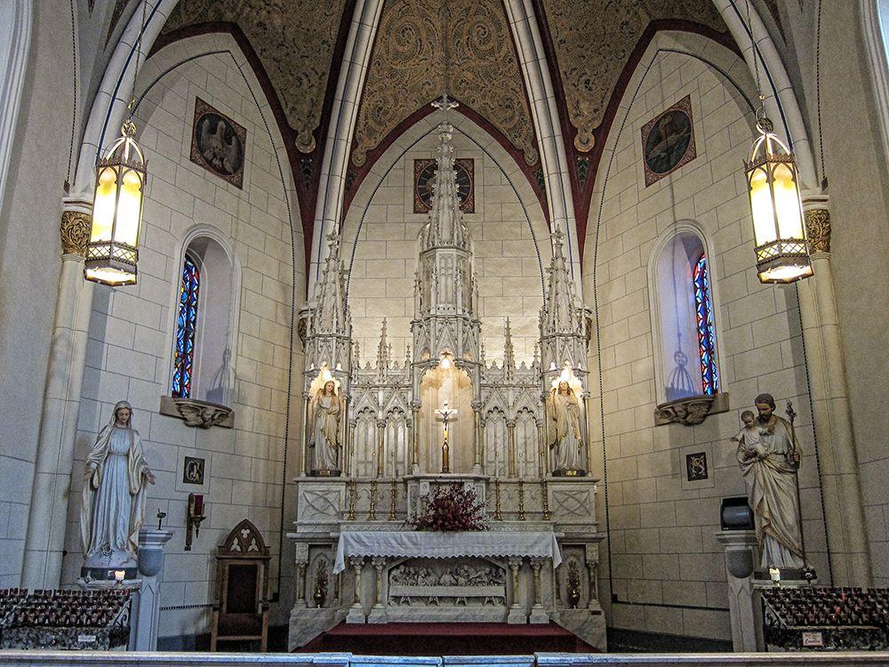 Best Loretto Chapel Church The Famous Spiral Staircase Santa 400 x 300