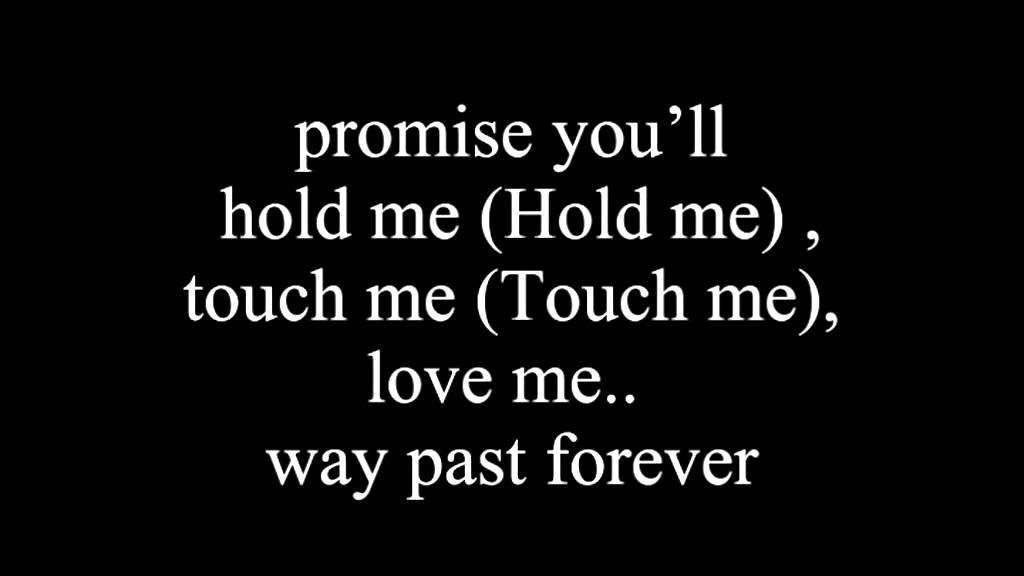 Lyric mc magic girl i love you lyrics : Usher ft Romeo santos - Promise LYRICS | Snack | Pinterest | Ushers
