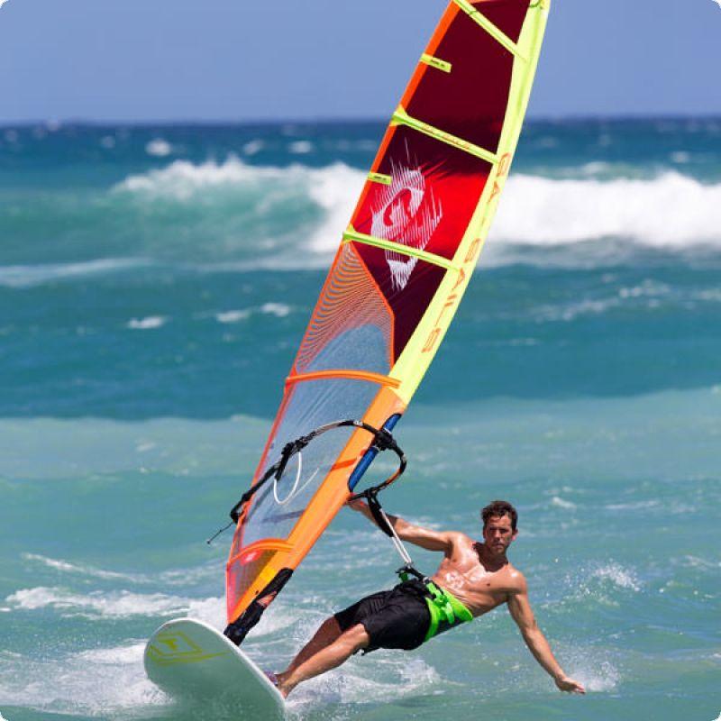Tabou Bullitt Freeride 2017 Windsurfen, Surfen und