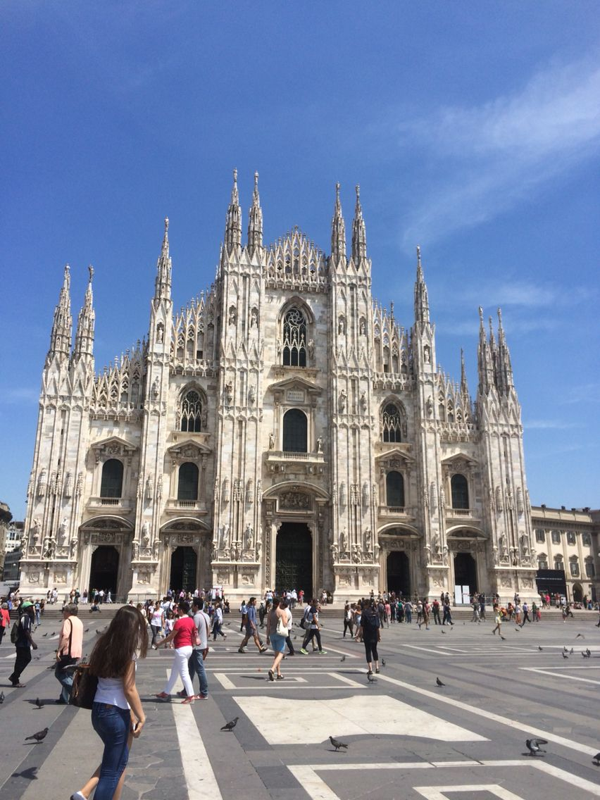Milano, Duomo di Milano