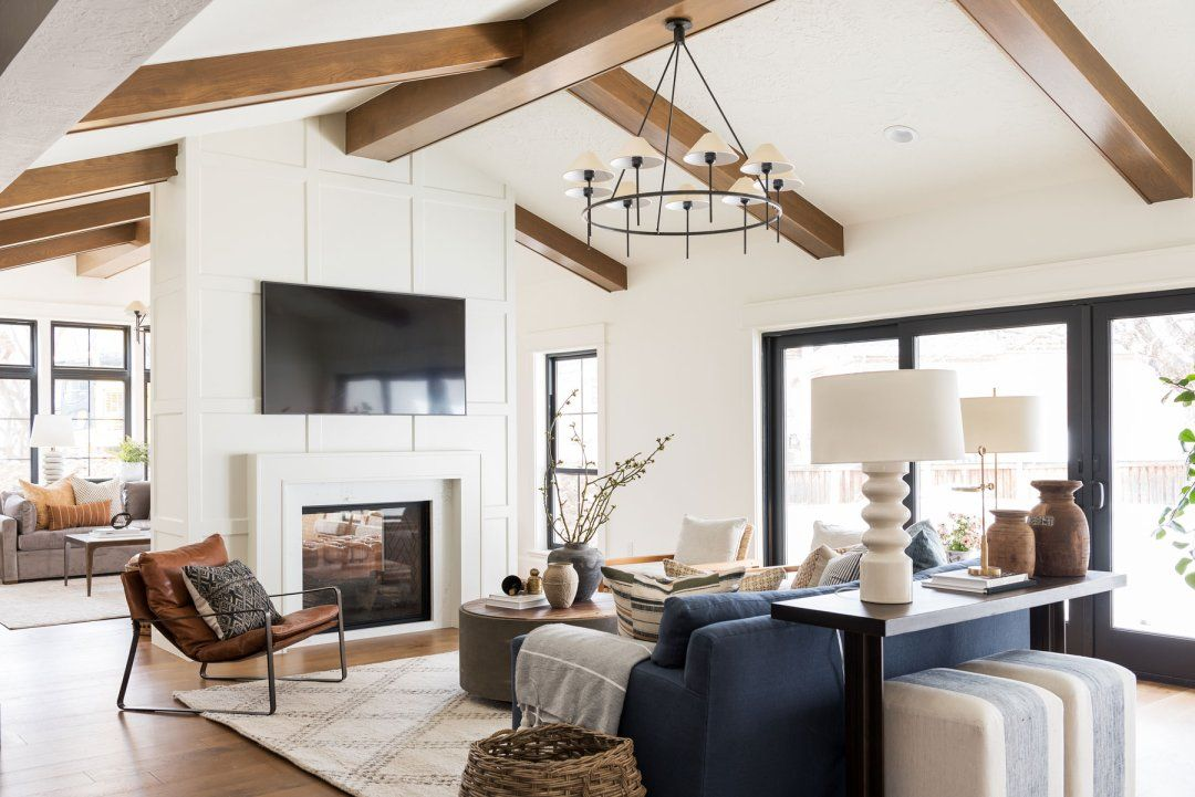 7 Things We Ve Learned About Designing Living Rooms Studio Mcgee Home Decor Family Room Design Home