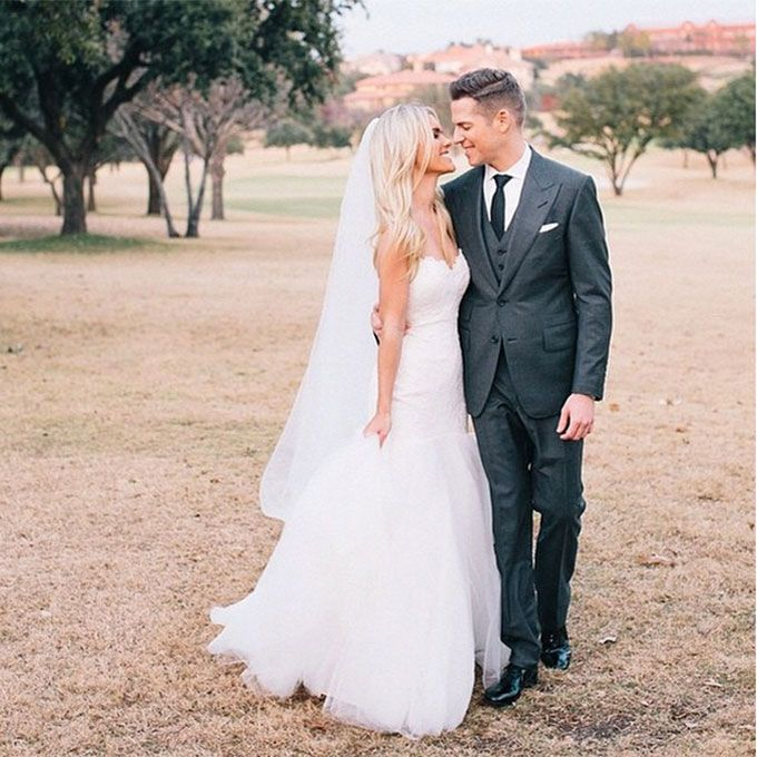 The Most Beautiful Celebrity Brides of All Time | Romona ...