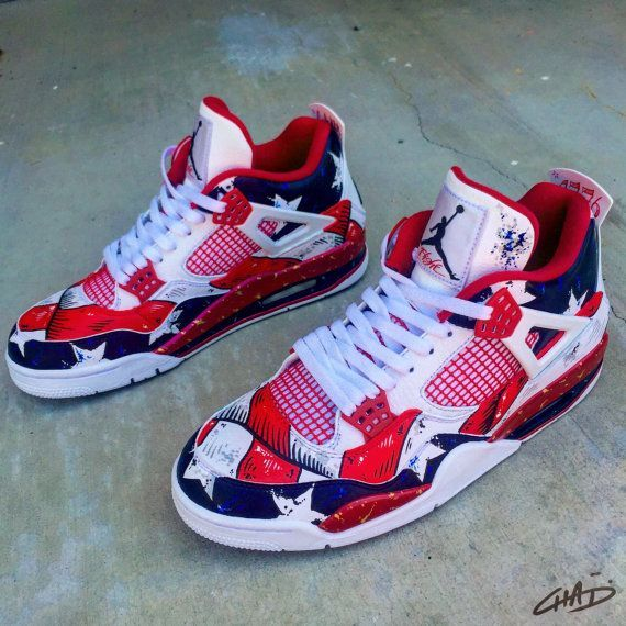 custom jordans shoes