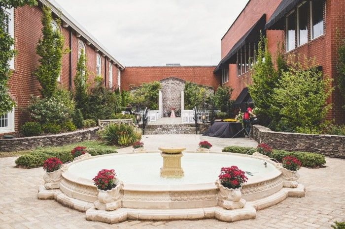 Greensboro Nc Wedding Inspiration Revolution Mill