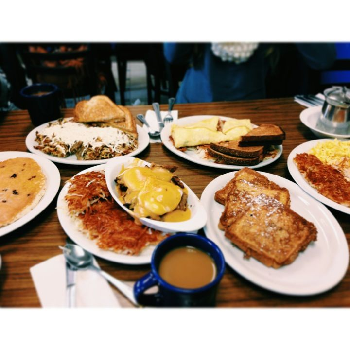 10 Favorite Breakfast Voula S Offs Cafe Near The University Of Washington Greasy Spoon Joint With Huge Serviings