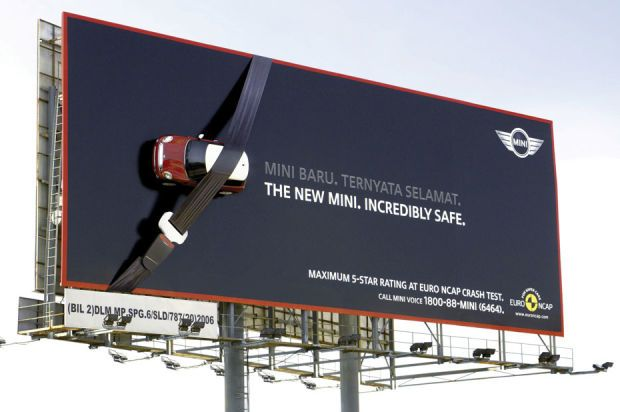 Creative Billboard Advertising Designs | Advertising design