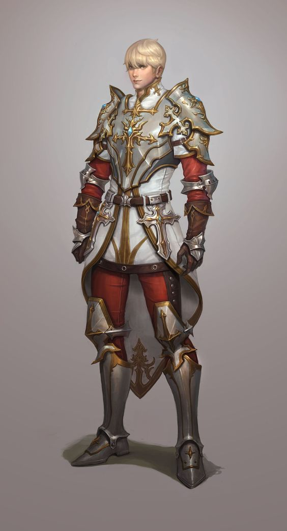Cleric: | DnD Characters | Pinterest | RPG, Fantasy ...