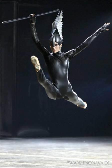 DANCE (AP) - Diana Vishneva, beautiful ballerina...