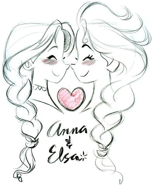 anna and elsa frozen c disney something cute for monday Disney's Frozen Elsa anna and elsa frozen c disney something cute for monday