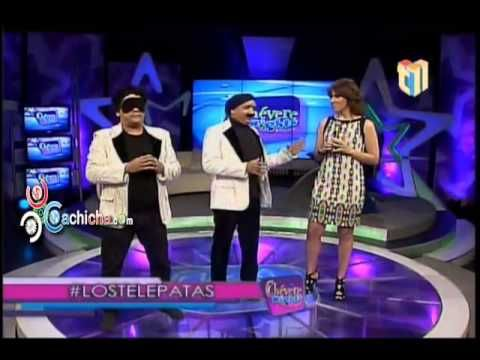 Los Telepatas con @MilagrosGermanO @sergiocarlo en @Cheverenights #Video - Cachicha.com