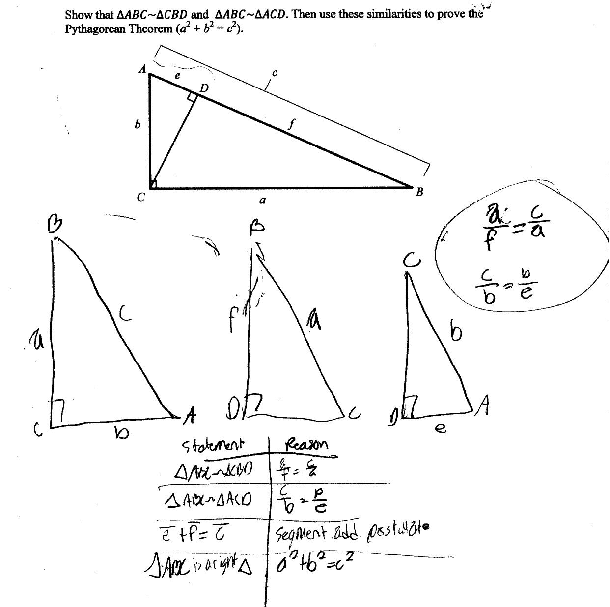 40 Innovative Pythagorean Theorem Worksheet For You