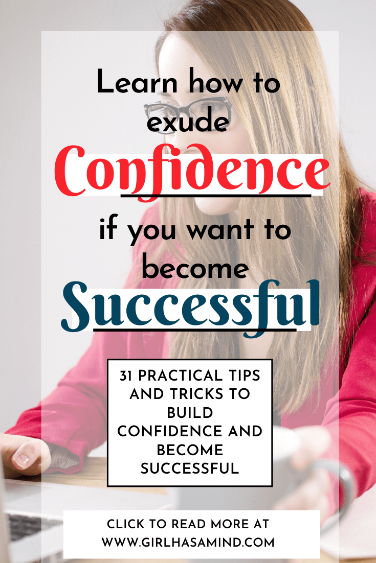 how to gain confidence back