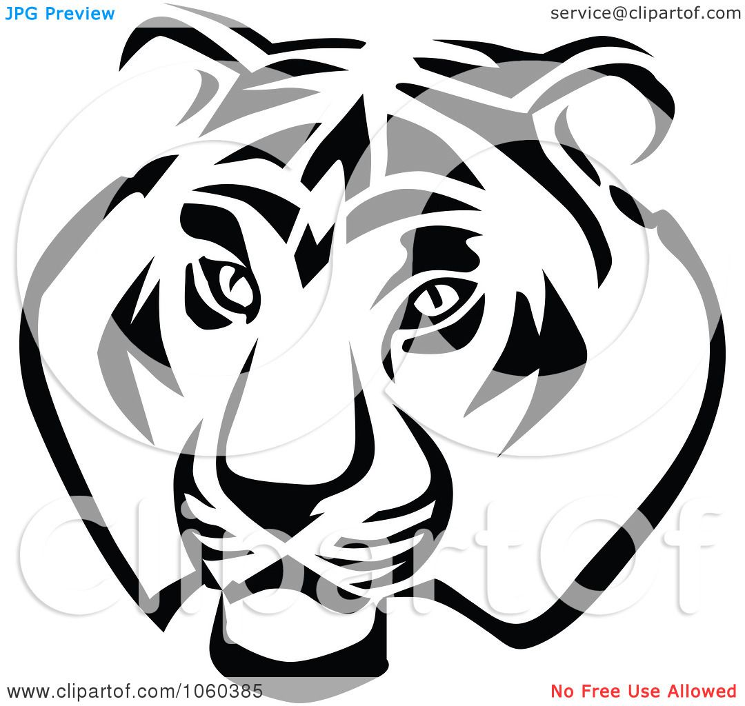 Realistic Tiger Coloring Pages Face Coloring Page Tiger Head