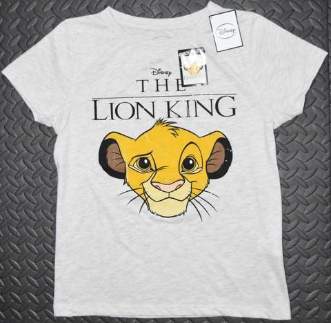 Lion King PJ T Shirt PRIMARK LOOSE FIT DISNEY Simba Sizes 4 to 20