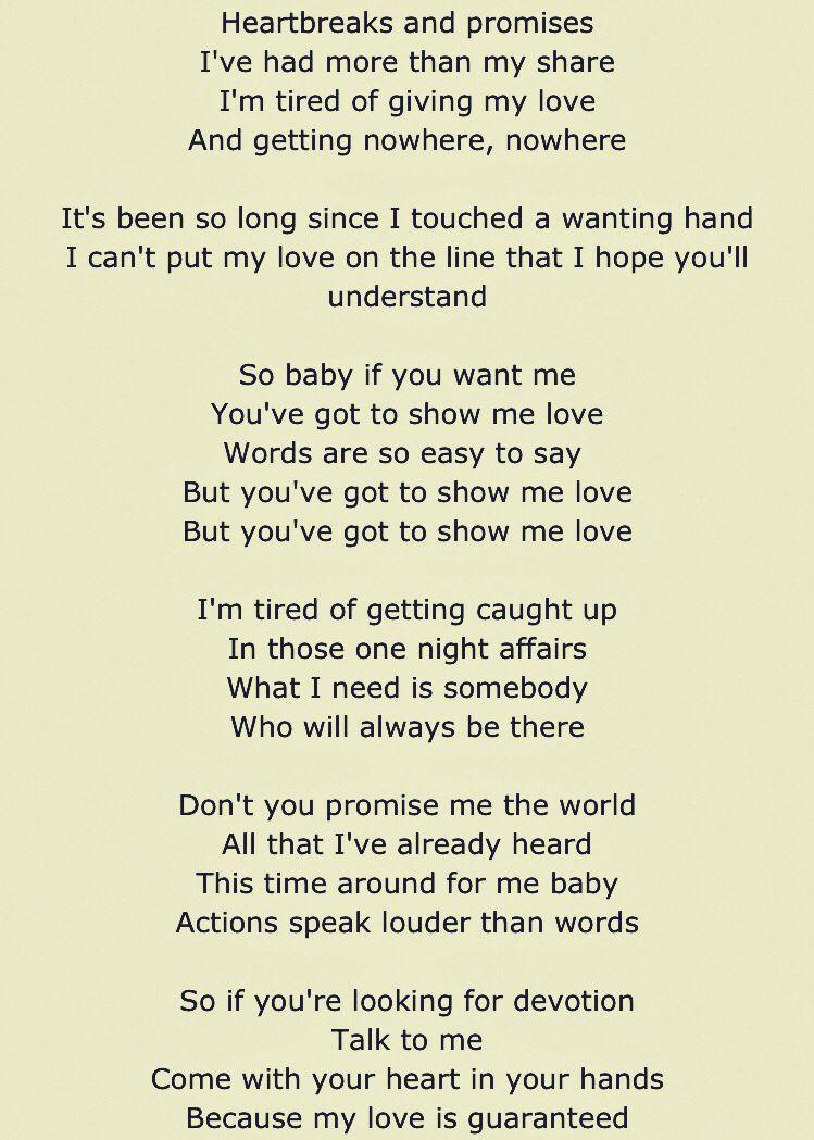 Baby If You Want Me Song : Feldt, Kimberly, (Lyric), Lyrics,, Quotes