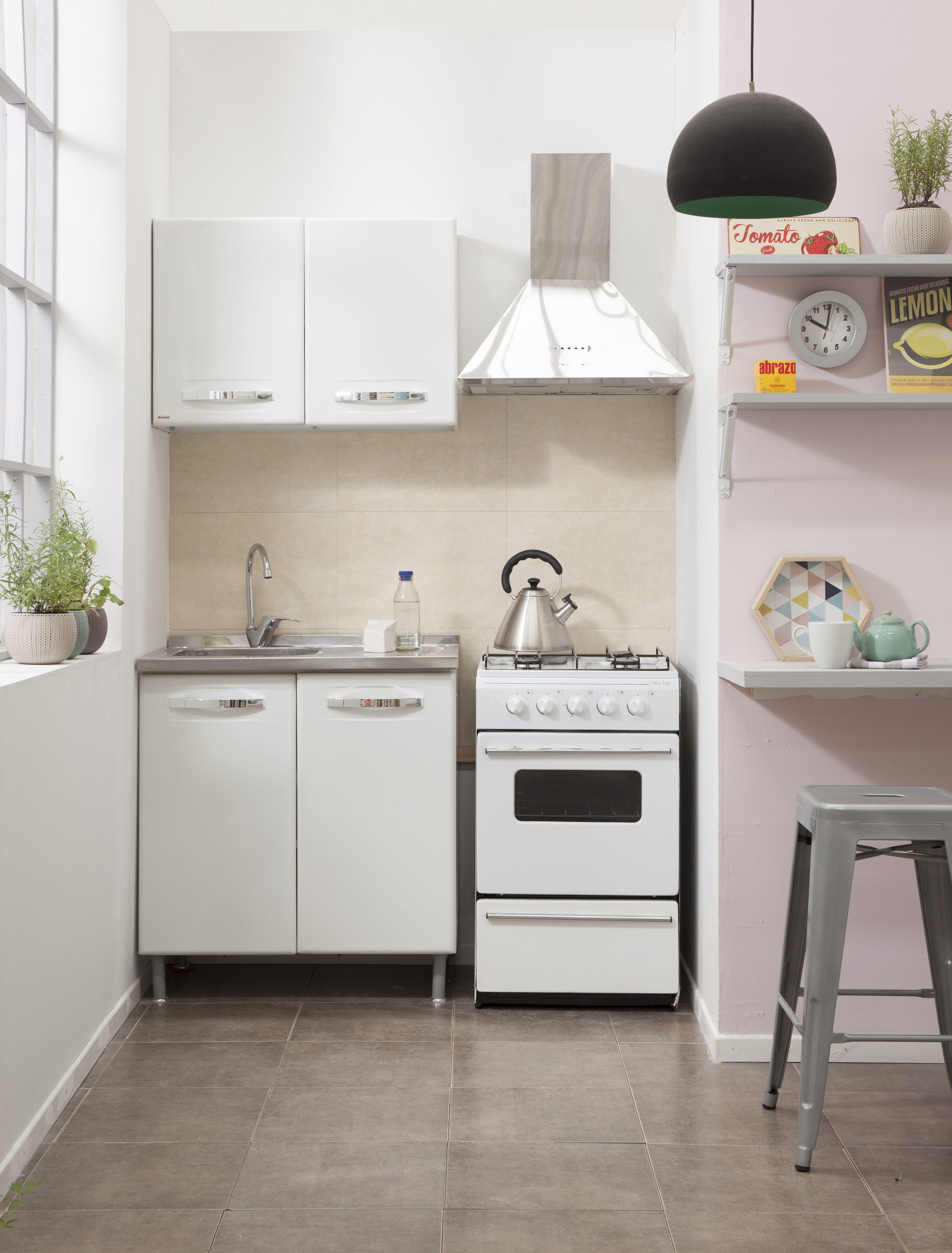 El diseño persigue hacer que los pequeños espacios sean funcionales ...