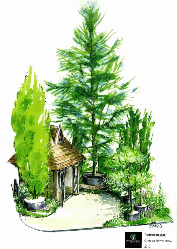 Helen thomas garden design design gartenhaus garten for Pflanzengestaltung garten