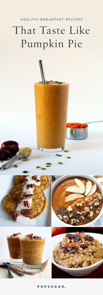 If you're pumpkin-obsessed, you will love these breakfast recipes. Best of all, there is something for everyone: gluten-free, Paleo, vegan, and omnivores!