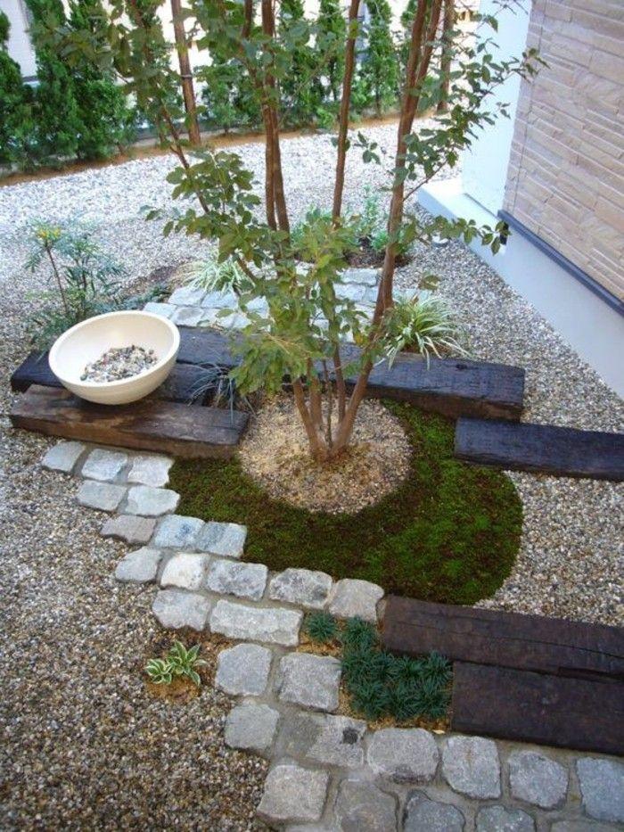 Der Gartenweg - 50 Gartenwege, welche Sie durch den Außenbereich führen...
