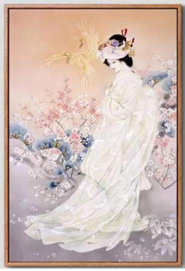 172792b818 3D Large Woman Diamond Painting kit DIY painting Chinese style Classical  beauty. Cross Stitch Crystal Needlework Embroidery.Diamond Mosaic.