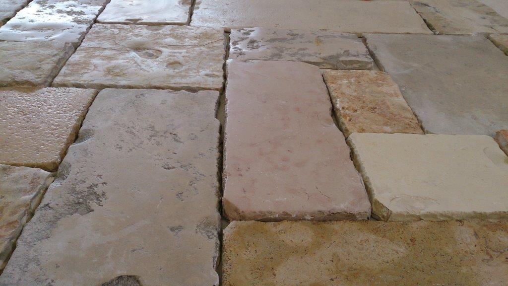 Reclaimed Jerusalem Stone Flooring Floors Pinterest Stone Tiles