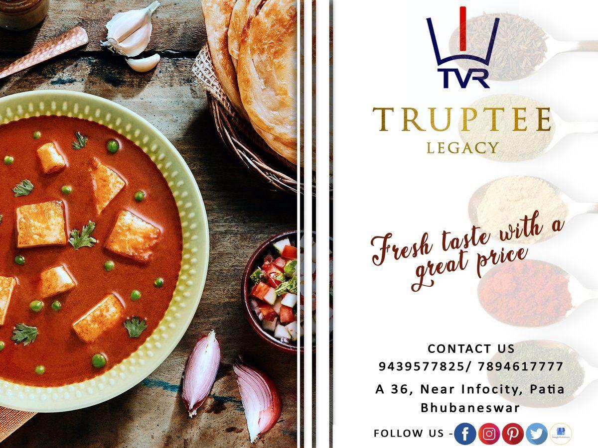 Truptee Restaurant On Twitter Veg Restaurant Paneer Dishes Delicious