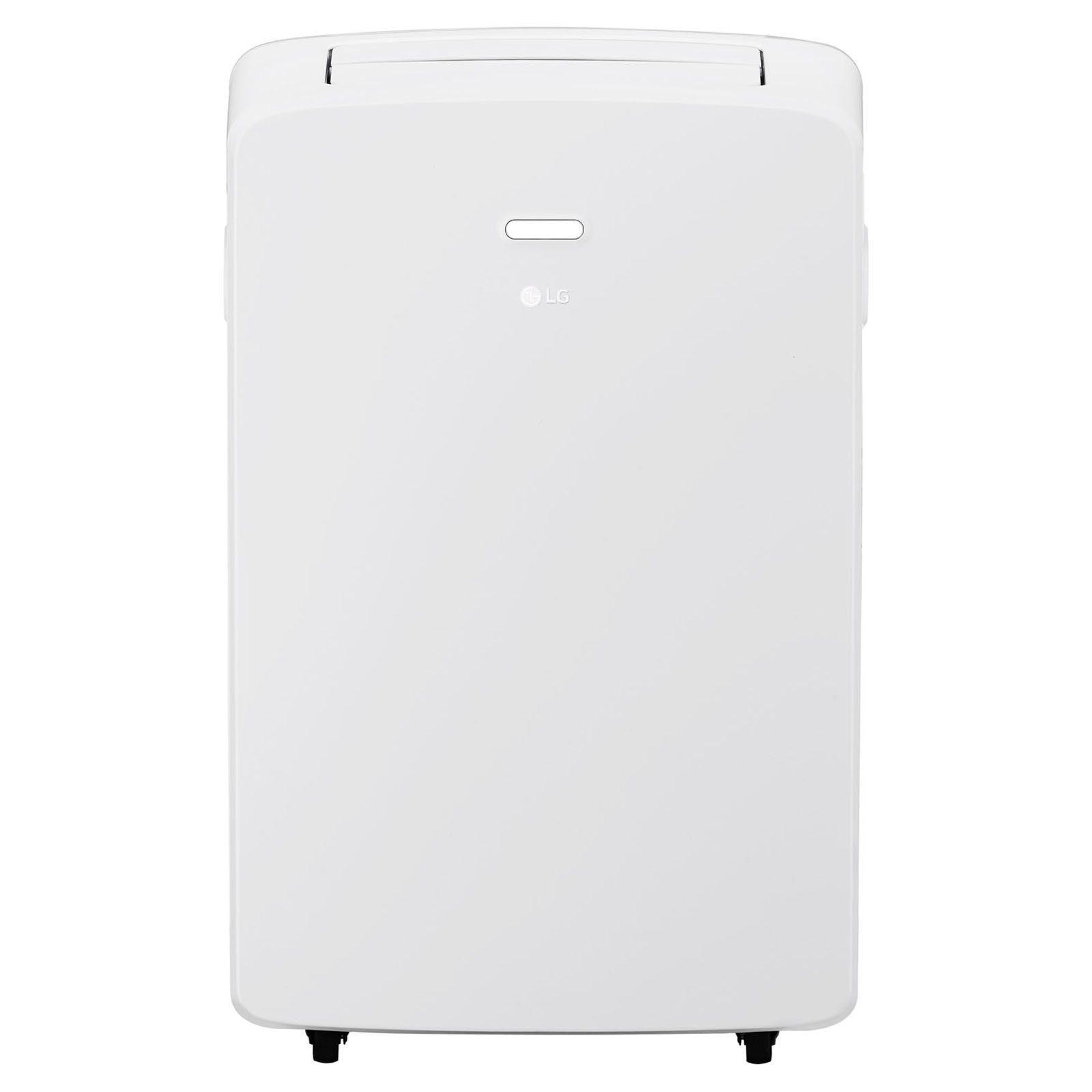lg 10200 btu 115v portable air conditioner with remote control